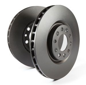EBC Brake Disks (OE) Rear - Mk4 Focus ST